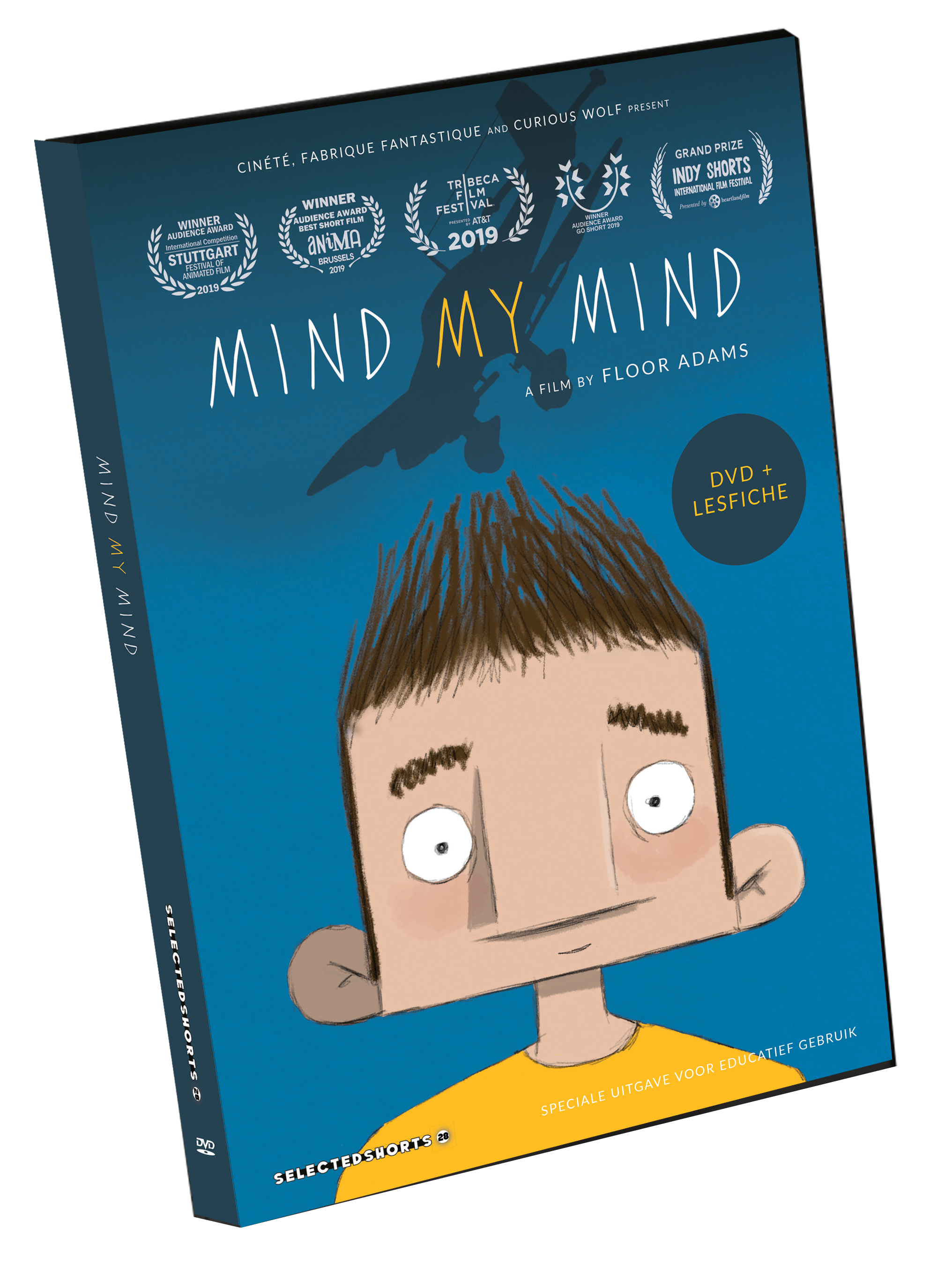 Mind My Mind (DVD + lesfiche)