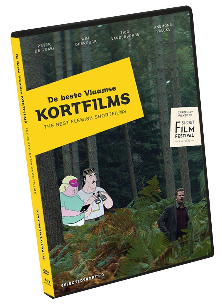 Selected Shorts 25 - De Beste Vlaamse Kortfilms