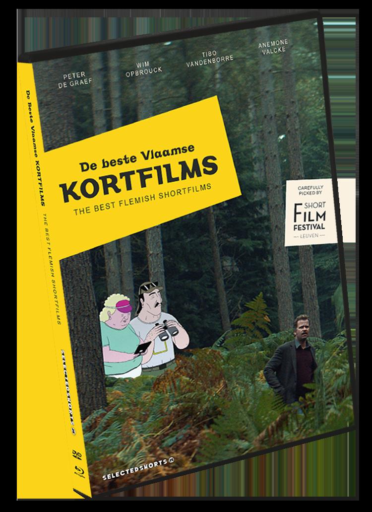 Selected Shorts 25 - De Beste Vlaamse Kortfilms