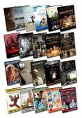 De volledige Selected Shorts Collectie: 21 DVDs !!